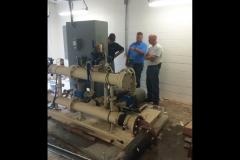 Irrigation-Pumpinstall